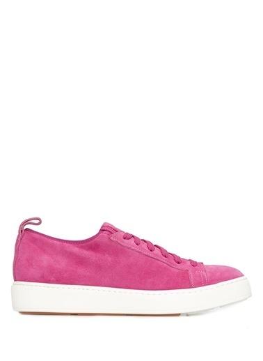 Santoni Sneakers Pembe